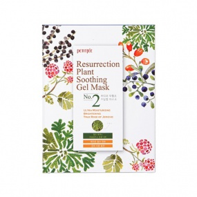 Petitfee Resurrection Plant Soothing Gel Mask 10pcs