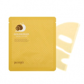 Petitfee Gold & Snail Mask Pack 5pcs